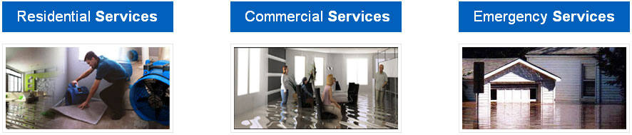 Water Damage and Flood Services in West Palm Beach